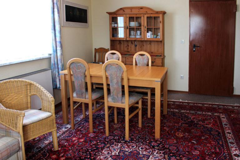 Wohnung 6 im Gästehaus (6 Personen, 36m²)