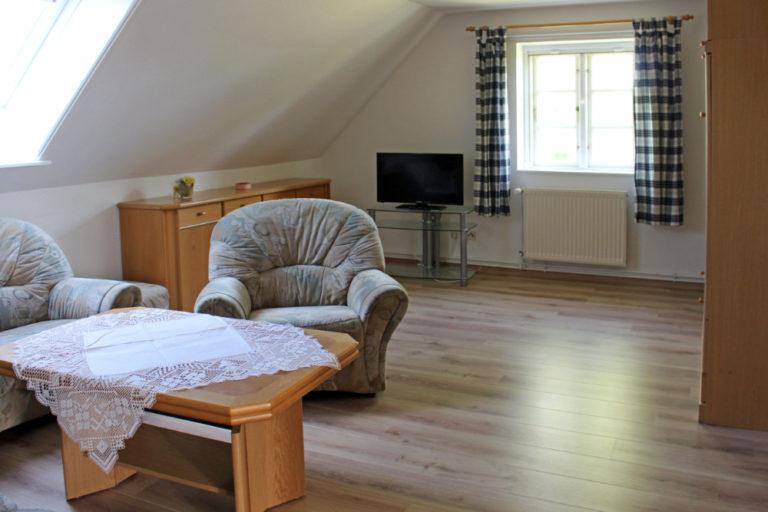 Wohnung 2 im Friesenhaus (6 Personen, 55m²)