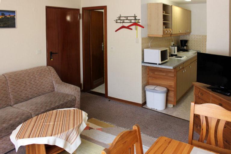Wohnung 3 im Gästehaus (5 Personen, 30m²)
