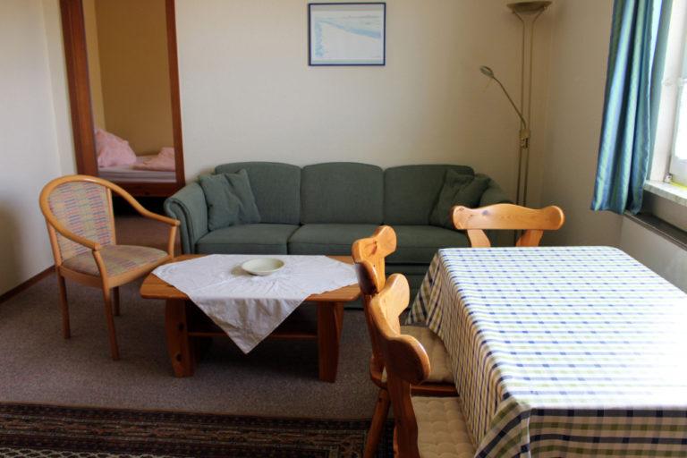 Wohnung 7 im Gästehaus (5 Personen, 36m²)